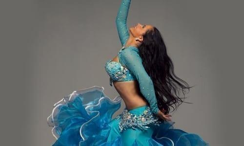 Orientalischer Tanz für Fortgeschrittene