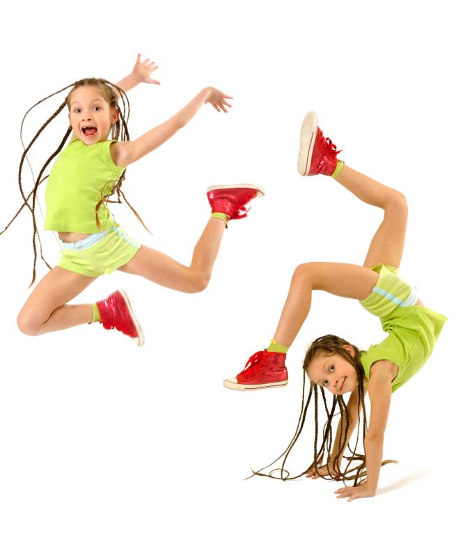 Kindertanz Showdance, Videoclip Dancing & Formation
