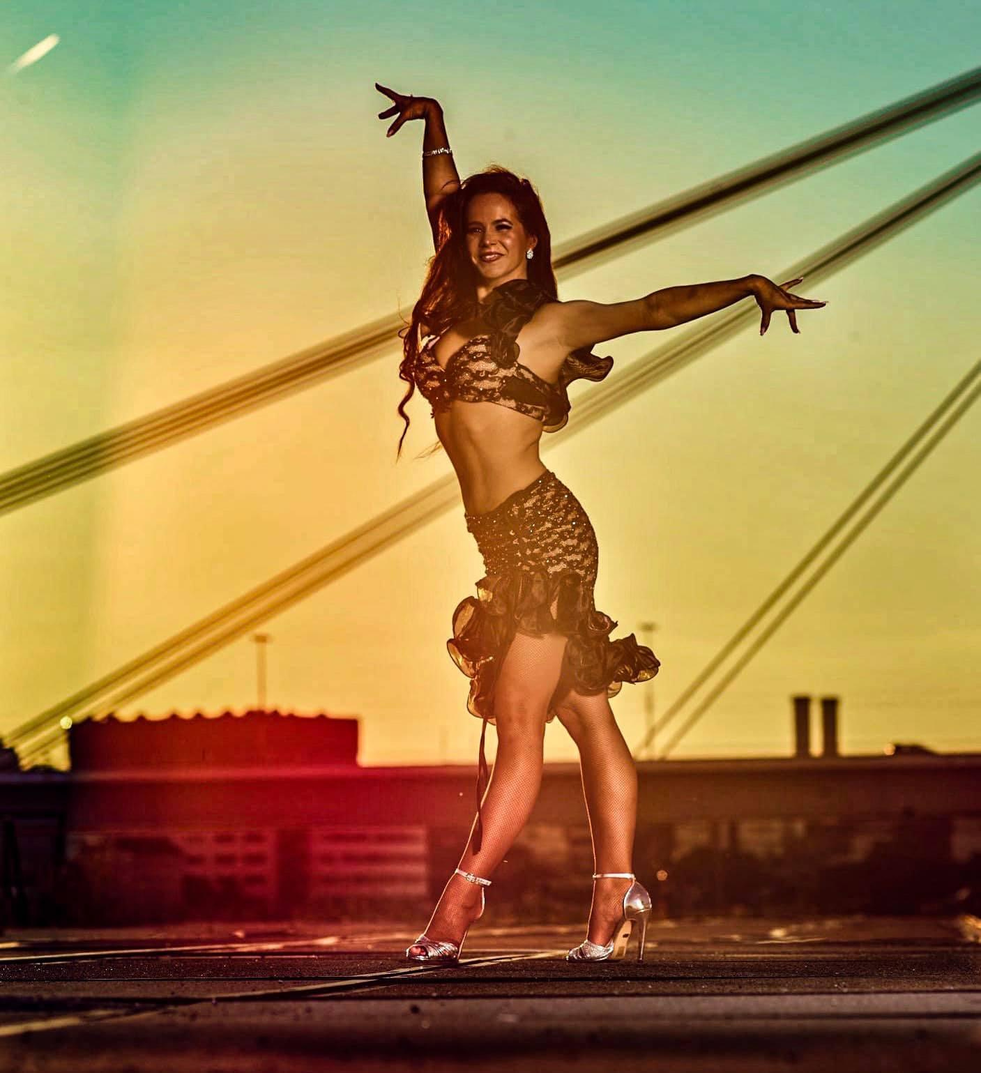 Salsa Lady Style Kurs Start: Do.23.01.19