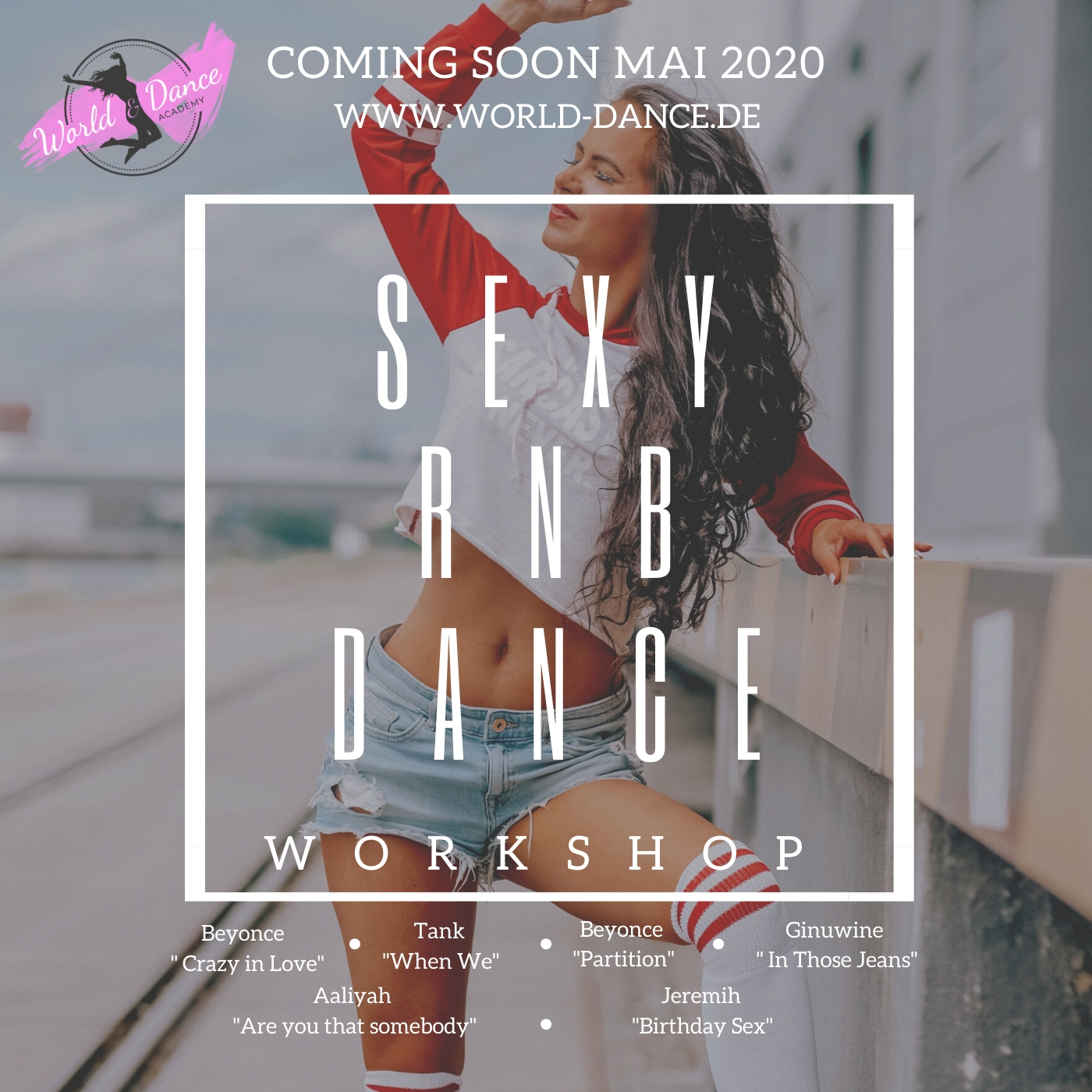 Sexy RnB Workshop