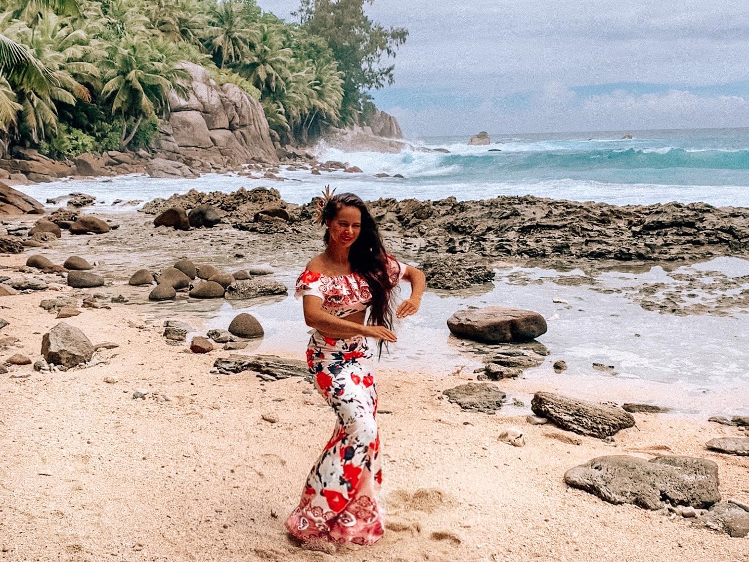 Südseetanz Kurs Ori Tahiti Aparima Start:Mo.14.09.20