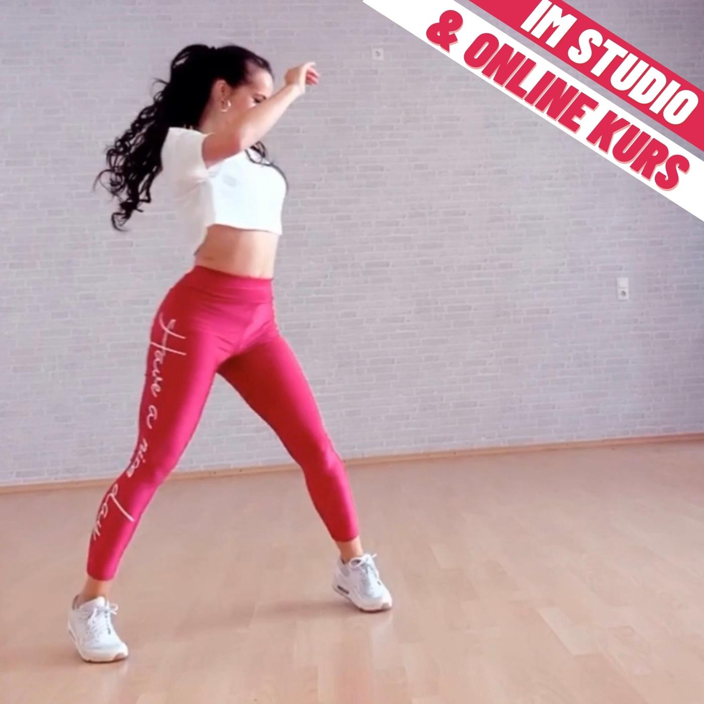 Reggaeton Dance Kurs Im Studio & Online Start:Do.04.03.21