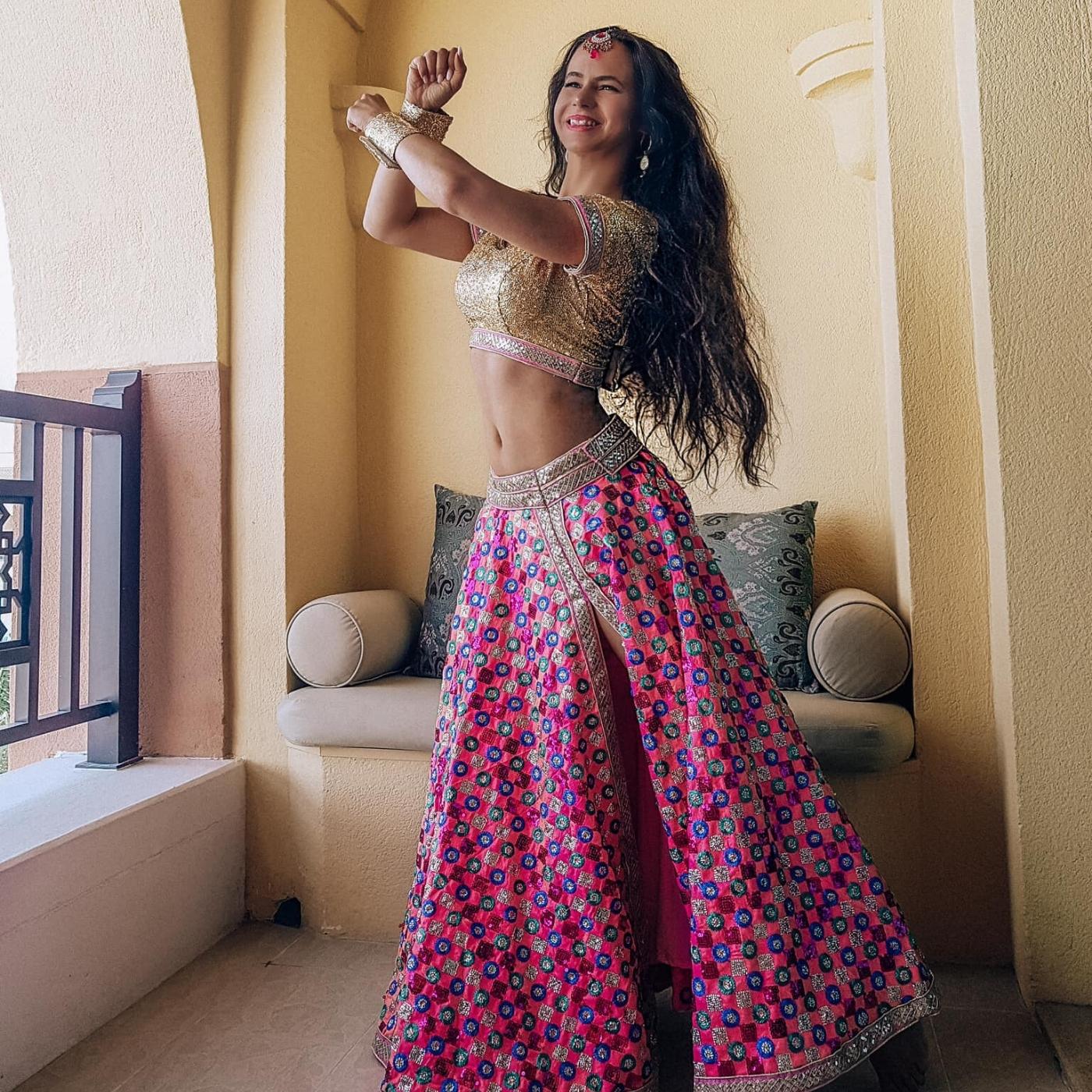 Bollywood Dance Kurs Start:Mo.28.06.21