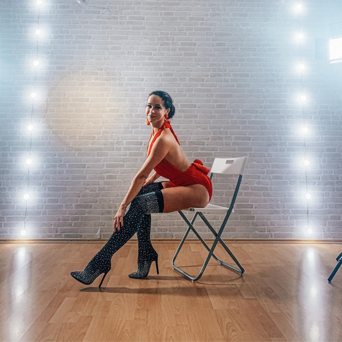 Chair Dance Workshop Earned it Sa.12.06.21